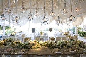tent wedding decorations