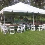 20x20 Tents Rental