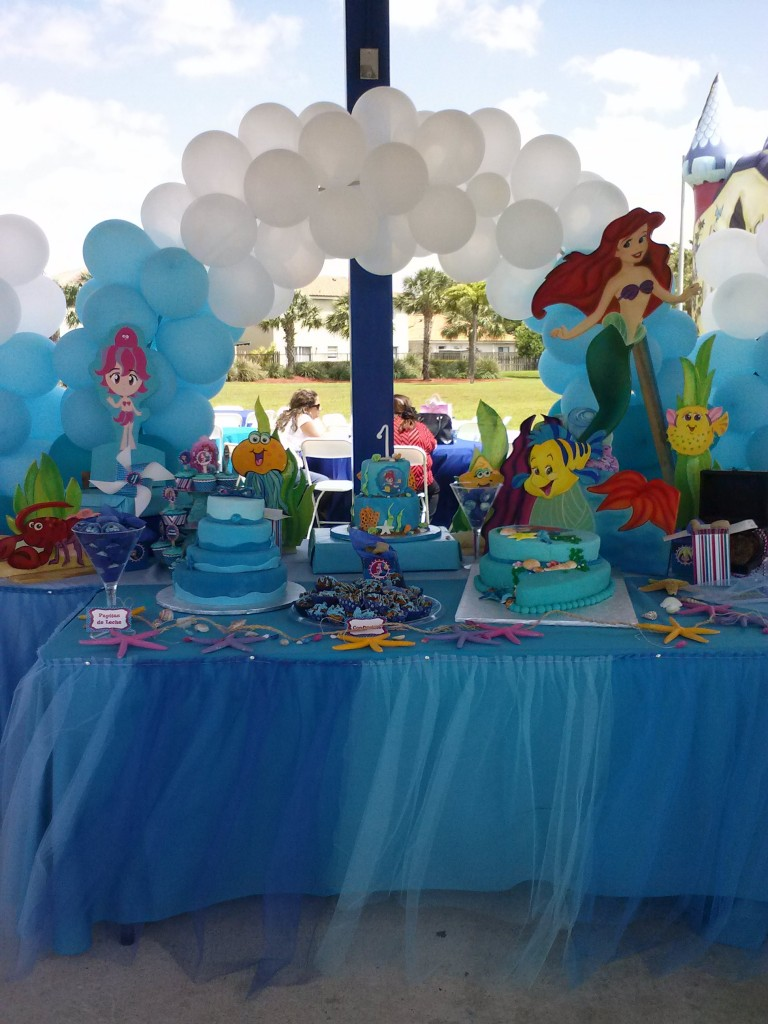 Pool Party Decorations Birthday