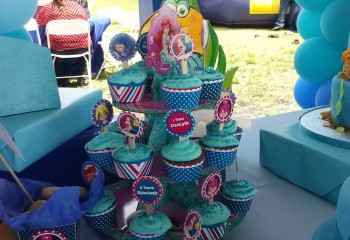 cup cake decorations