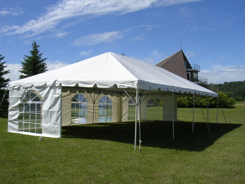 tent with side wall rentals miami