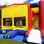 3 in 1 bounce house rentals