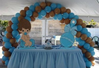 baby shower table decoration