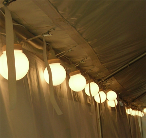 lights for tents