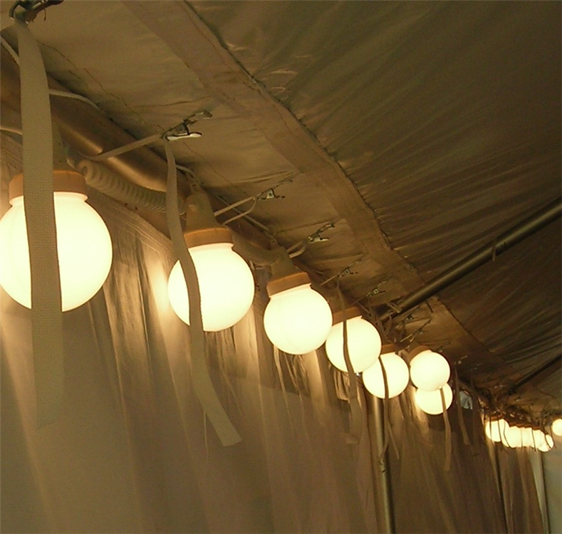 lights for tents & Tent Rentals | Party Rental Miami