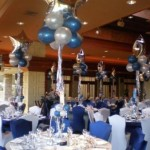 balloon centerpiece decoration