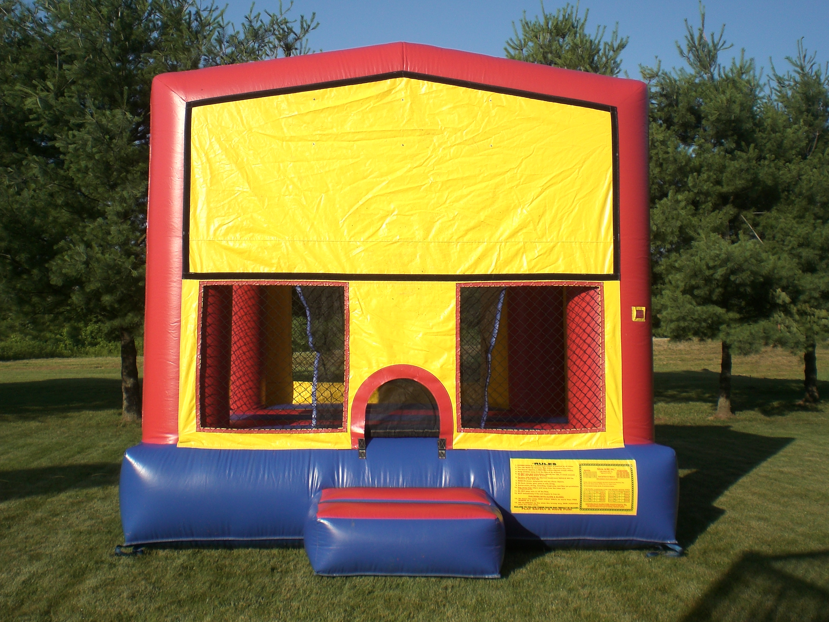 Bounce House Rentals Party Rental Miami