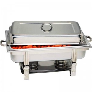 aluminum chafing dish