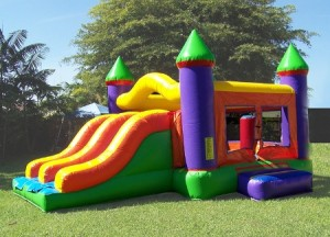 toddler 4 in 1 bounce house