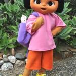 dor character costume