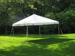 15 x 15 framed tent rentals