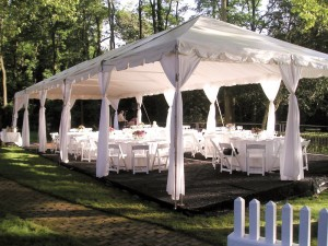 20 x 50 Tent liners for rentals