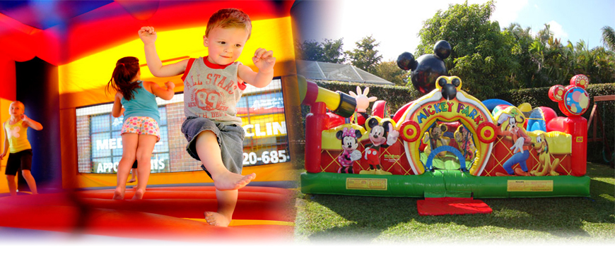 2bcb8598f700 Toddler Bounce House Rentals