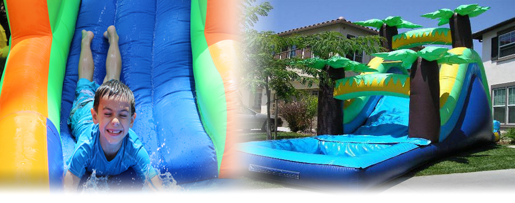 waterslide rentals in miami