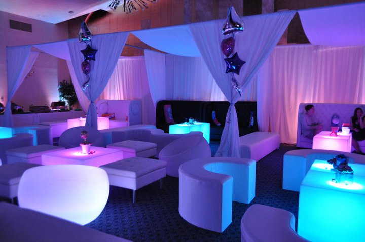 Lounge Rentals Party Rental Miami