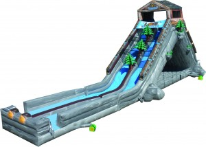 miami-water-slide-rentals-log jammer