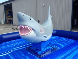mechanical shark rentals in miami