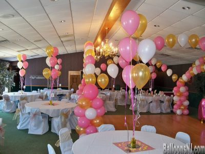 Baby shower party rental miami for Baby shower decoration packages