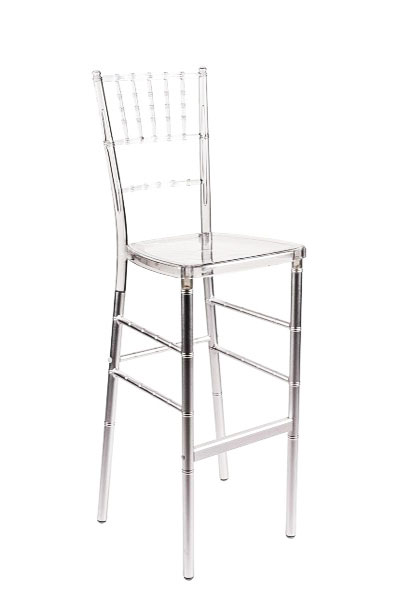 clear chiavari chair rentals barstools in miami