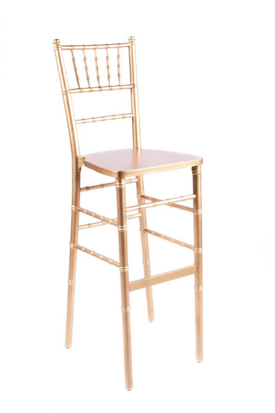 gold barstool rentals in miami