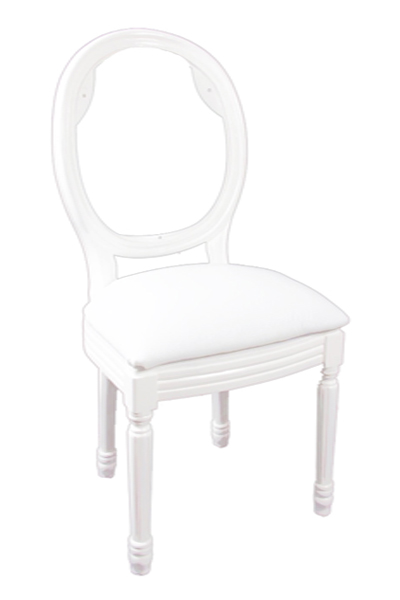 louis wedding chair rental in miami