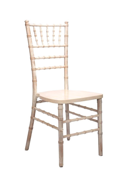 wood white wedding chiavari chair rentals