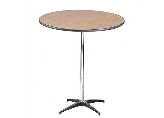 36 inch highboy cocktail table rentals