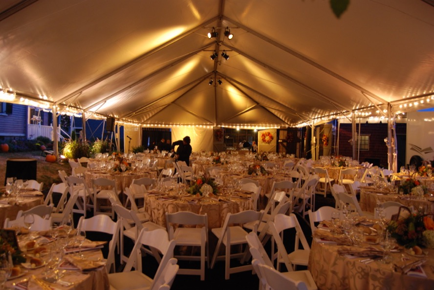 white top tent rentals in miami