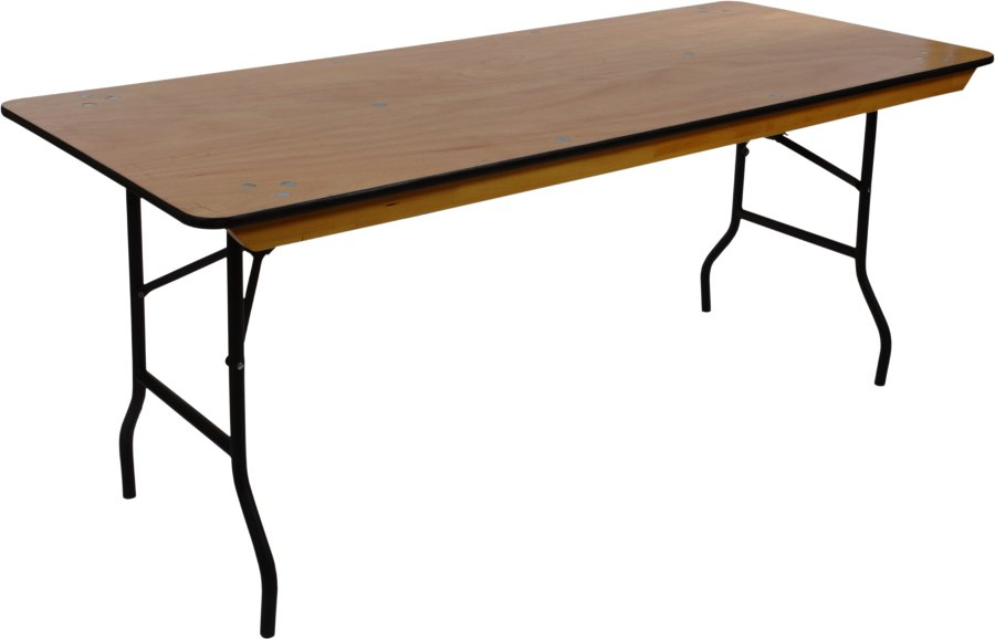 6 foot rectangular table rentals in miami