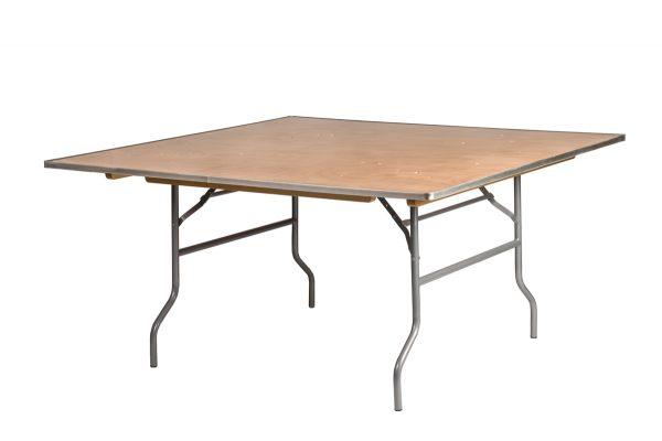 60 x 60 table rentals in miami