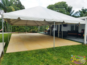 plywood dance floor rentals in miami