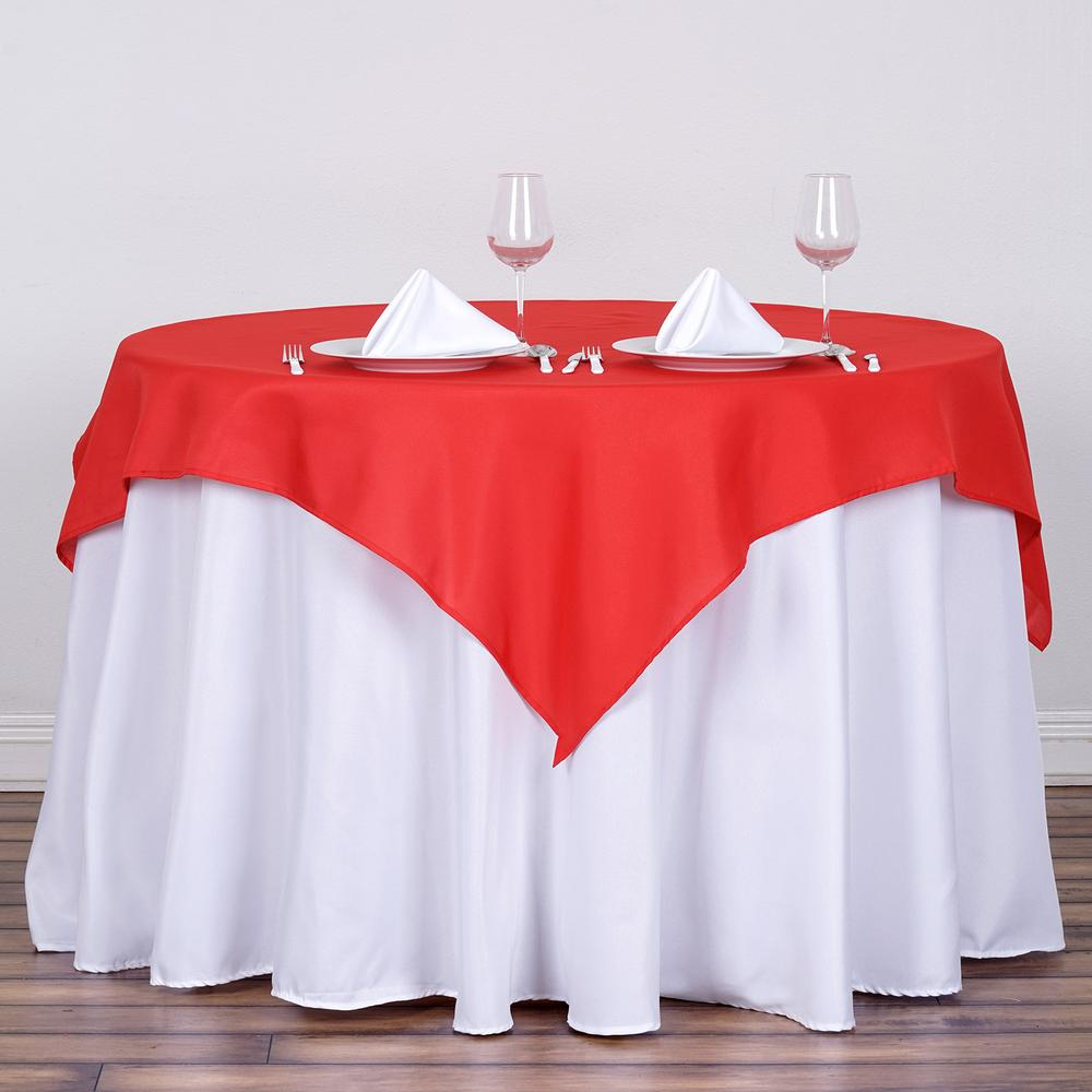red table overlay rentals in miami