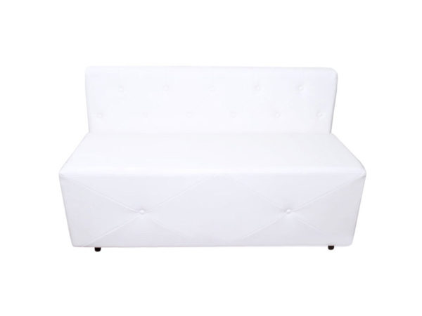 tufted love seat furniture lounge rentals