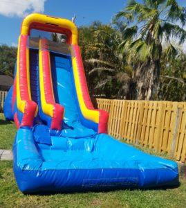 summer slide water slide rentals in miami