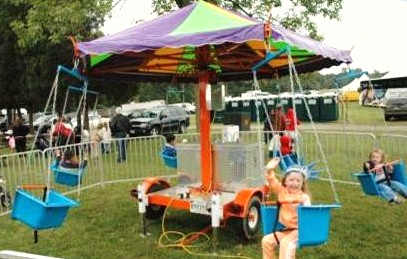 dixie swings rentals carnival attractions in miami