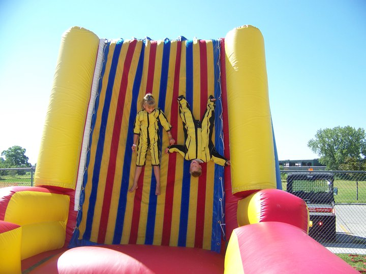 carnival velcro wall rentals