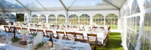 clear top tent rentals in miami